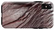 Frost On Martian Dunes IPhone X Tough Case
