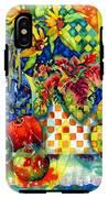 Fruit And Coleus IPhone X Tough Case