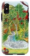 Garden # 1 IPhone X Tough Case