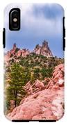 Garden Of The Gods IPhone X Tough Case