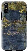 Gate Way To The Winters Forest IPhone X Tough Case