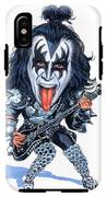 Gene Simmons IPhone X Tough Case