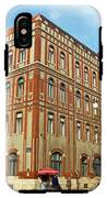 General Post Office Zagreb IPhone X Tough Case