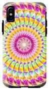 Geo Master Eleven Kaleidoscope IPhone X Tough Case