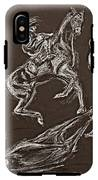 Ghost Riders In The Sky IPhone X Tough Case