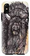 Give Me A Home Where The Buffalo Roam IPhone X Tough Case