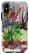Gladioli-4 IPhone X Tough Case