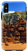 Goblin Valley Pano IPhone X Tough Case