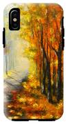 Golden Autumn IPhone X Tough Case