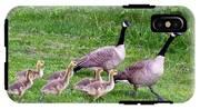 Goose Step IPhone X Tough Case