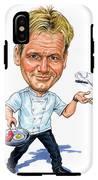 Gordon Ramsay IPhone X Tough Case