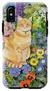 Gordon S Cat IPhone X Tough Case