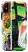 Graffiti IPhone X Tough Case