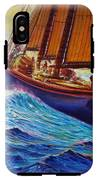 Grand Banks Fishermen IPhone X Tough Case
