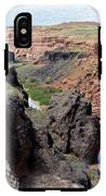 Grand Falls Viewpoint IPhone X Tough Case