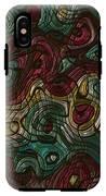 Graphics 3 IPhone X Tough Case