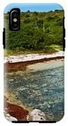 Great Bird Island Beach IPhone X Tough Case