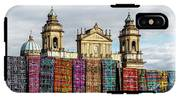 Guatemala City Cathedral IPhone X Tough Case