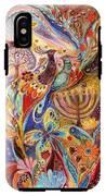 Hanukkah In Magic Garden IPhone X Tough Case