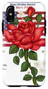 Happy Birthday America IPhone X Tough Case