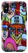Happy Faces Happy Places New York IPhone X Tough Case