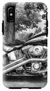 Harley D. Iron Horse IPhone X Tough Case