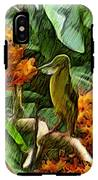 Harmoniously Green IPhone X Tough Case