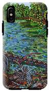 Harpeth River IPhone X Tough Case