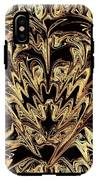 Heart Of Gold IPhone X Tough Case