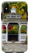 Hearthstone Castle Park Gazebo IPhone X Tough Case