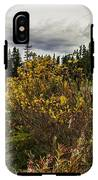Heather Meadow IPhone X Tough Case