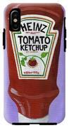 Heinz Tomato Ketchup IPhone X Tough Case