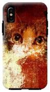 Hidden IPhone X Tough Case