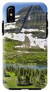 Hidden Lake In Glacier National Park IPhone X Tough Case