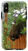 Hiding Moose IPhone X Tough Case