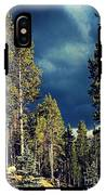 Hike In The Woods IPhone X Tough Case