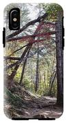Hike Through The Woods IPhone X Tough Case