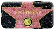 Hollywood Walk Of Fame Elvis Presley 5d28923 IPhone X Tough Case