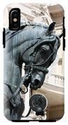 Horse Head IPhone X Tough Case