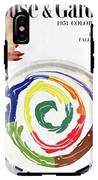House & Garden Cover Of A Woman's Hand Stirring IPhone X Tough Case
