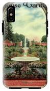 House And Garden Cover IPhone X Tough Case