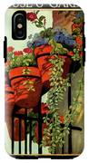 House And Garden Garden Furnishing Number Cover IPhone X Tough Case