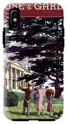 House And Garden Houses For All Tastes Cover IPhone X Tough Case