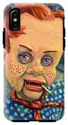 Howdy Von Doody IPhone X Tough Case