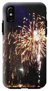 Huron Ohio Fireworks 2 IPhone X Tough Case