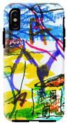 Ibiza 8 IPhone X Tough Case