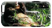 In Need Of More Sleep. Er Shun Giant Panda Series. Toronto Zoo IPhone X Tough Case