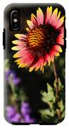Indian Blanket IPhone X Tough Case