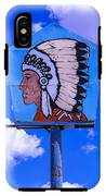 Indian Chief Sign IPhone X Tough Case