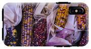 Indian Corn Harvest IPhone X Tough Case